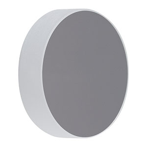 CM254-1000-G01 - Ø1in Aluminum-Coated Concave Mirror, f = 1000.0 mm