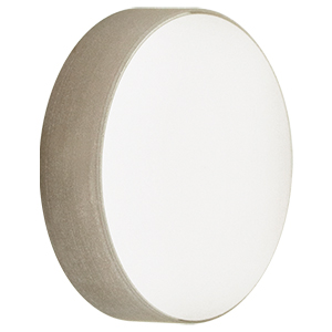CM254-1000-P01 - Ø1in Silver-Coated Concave Mirror, f = 1000.0 mm