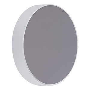 CM508-500-G01 - Ø2in Aluminum-Coated Concave Mirror, f = 500.0 mm