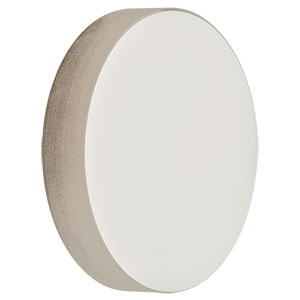 CM508-750-P01 - Ø2in Silver-Coated Concave Mirror, f = 750.0 mm