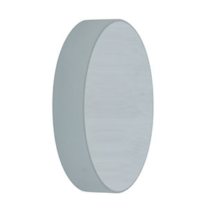 CM508-1000-F01 - Ø2in UV Enhanced Al-Coated Concave Mirror, f = 1000.0 mm