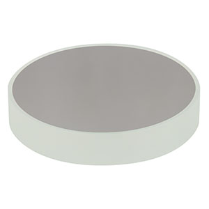 CM508-750-E02 - Ø2in Dielectric-Coated Concave Mirror, 400 - 750 nm, f = 750 mm