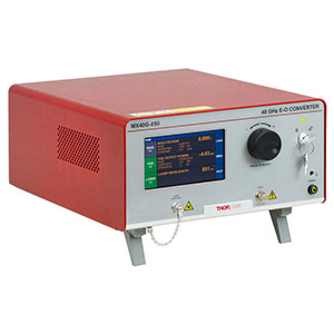 MX40G-850 - Calibrated Electrical-to-Optical Converter, Fixed 852 nm (Typ.) Laser, 40 GHz