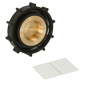 OC2CM - Lid for Objective Case, Internal C-Mount (1.000in-32) Threads