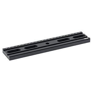 XRN25DR - Extended Dovetail Baseplate for XRN25 Series Stages, 250 mm