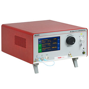 MX40G-LB - Calibrated Electrical-to-Optical Converter, L-Band Laser, 40 GHz
