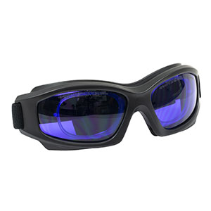 LG15C - Laser Safety Goggles, Purple Lenses, 15% Visible Light Transmission