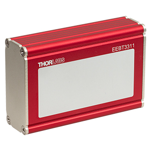 EEBT3311 - Compact Device Housing w/ Removable Side Panel, Blank End Plates, 1.00in x 2.25in x 3.49in