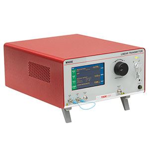 MX65E - 65 GHz Max Linear Reference Transmitter, C-Band Laser, Linear Amplifier