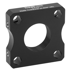 CP42 - RMS-Threaded 30 mm Cage Plate, 0.35in Thick, 8-32 Tap