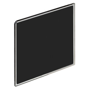 NDUV209B - Unmounted 50 mm x 50 mm UVFS Reflective ND Filter, OD: 0.9