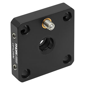 CP1LD9/M - 30 mm Cage Plate Mount for Ø9 mm TO Can Laser Diodes, Metric