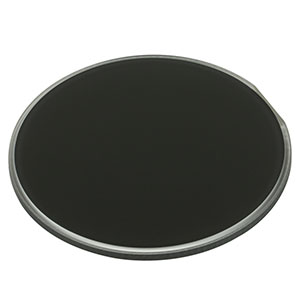 NDUV2R15B - Unmounted Ø50 mm UVFS Reflective ND Filter, OD: 1.5