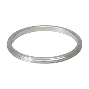 SM1RRV - Unanodized Aluminum SM1 Retaining Ring for Ø1in Lens Tubes and Mounts