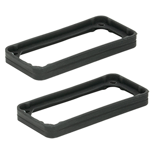 EEBRB - Rubber Bezels for EEB Extruded Aluminum Housings, 2 Pack