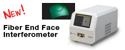 Fiber End Face Interferometer