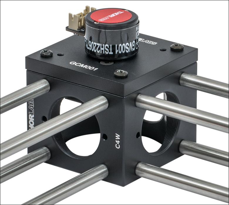 Small Beam Diameter Scanning Galvo Mirror Systems