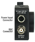 photo detector power supply