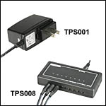 photo of power supply options