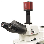 sCMOS Microscope Camera