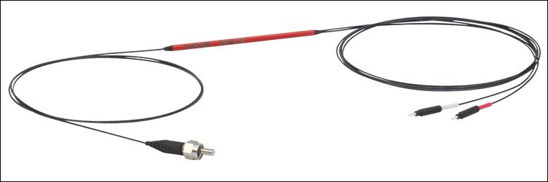 1x2 Step Index Multimode Fiber Optic Couplers 216 105 181 M Core