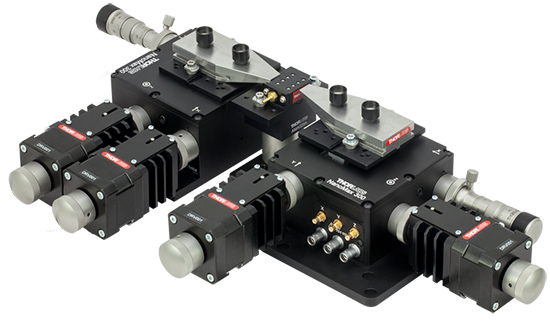 2-Axis Optimization Mechanical Setup