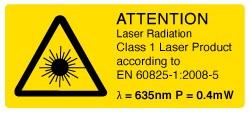 M2 System Alignment Laser
