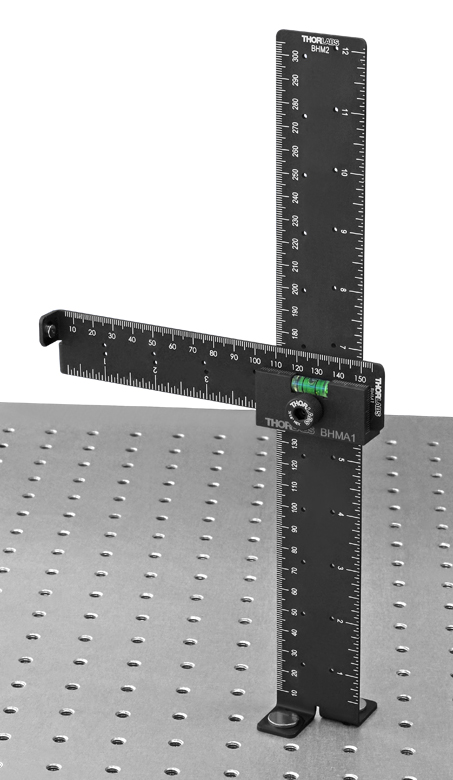 Magnetic Measuring Tape And Beam Height Ruler