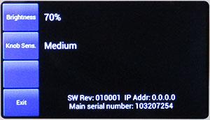 PM100D Pulsed Statistics Display
