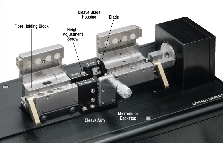 Vytran 174 Fiber Cleavers For 216 80 181 M To 216 1 25 Mm Cladding Fibers