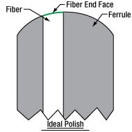 Ideal Fiber Interferogram