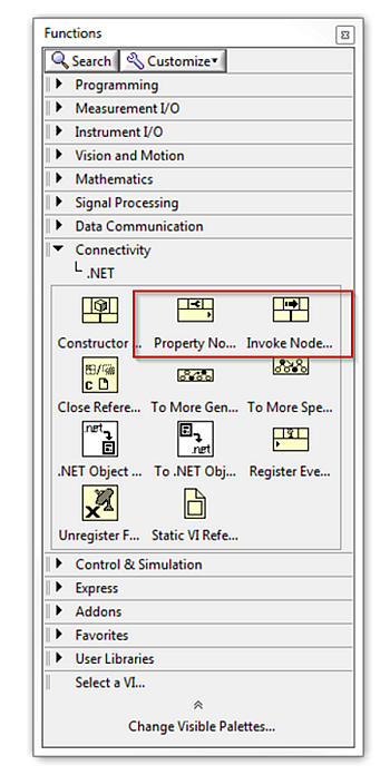 Kinesis® with LabVIEW