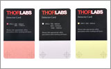Laser Viewing Cards