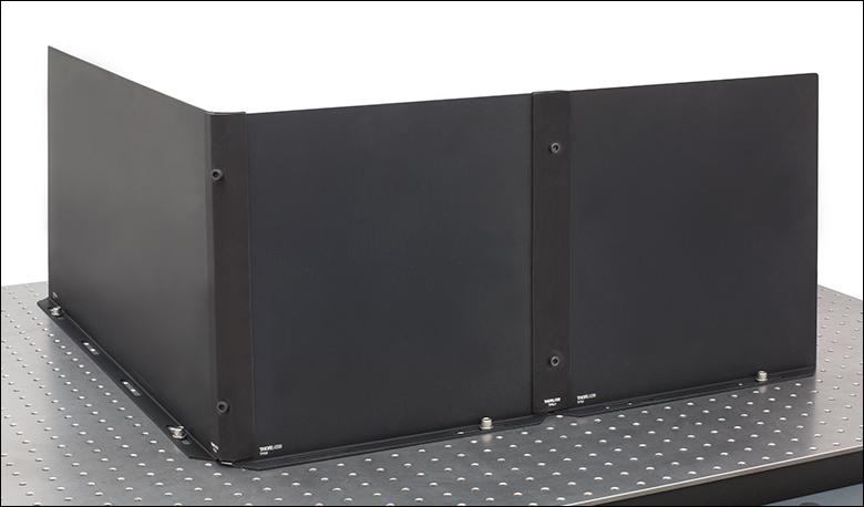 Aluminum Protective Screens