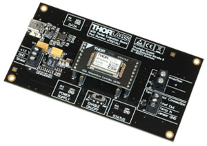 Evaluation Board with Driver