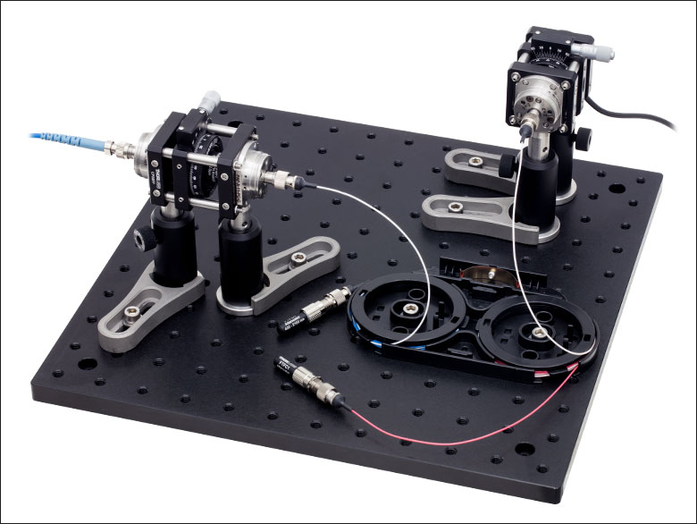 1310 nm 1x2 Polarization-Maintaining Fiber Optic Couplers / Taps