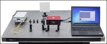 SLM Setup for Computer Generated Holography