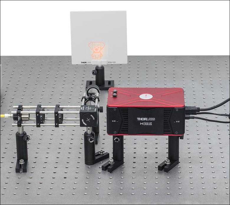 Spatial Light Modulator Click To Enlarge Nice Look