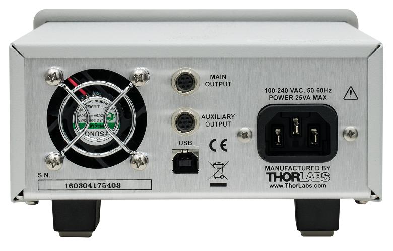 TC200 Heater Controller GUI