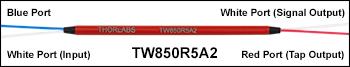 Wideband 2x2 Coupler