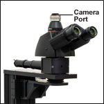 Trinoculars with Camera Port