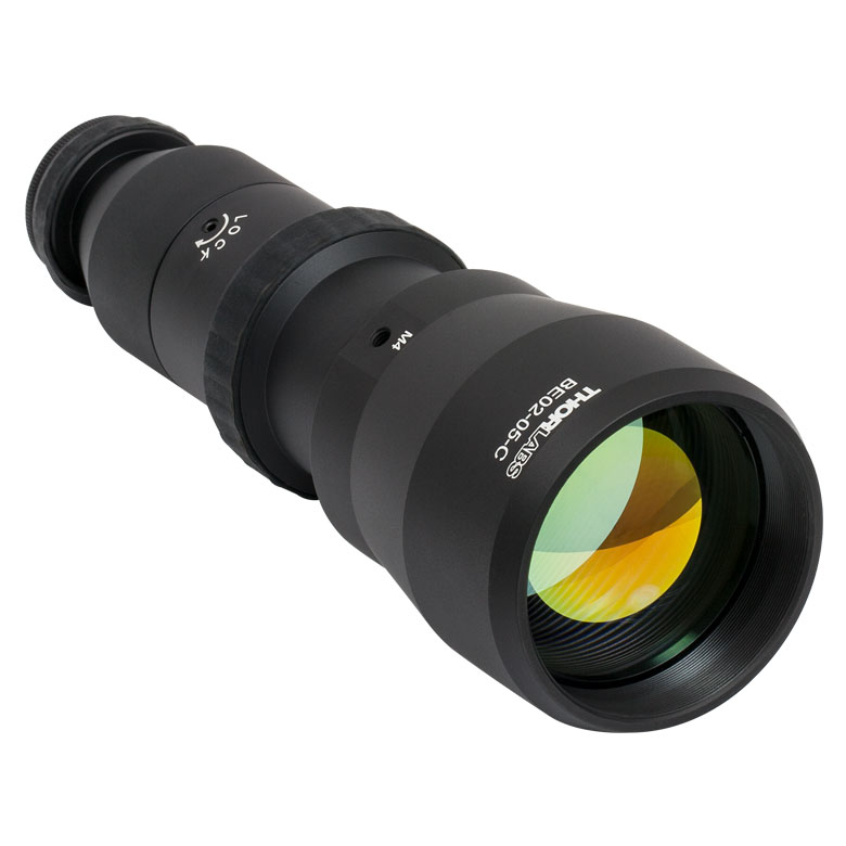Thorlabs Be02 05 C Optical Beam Expander 2x 5x Zoom