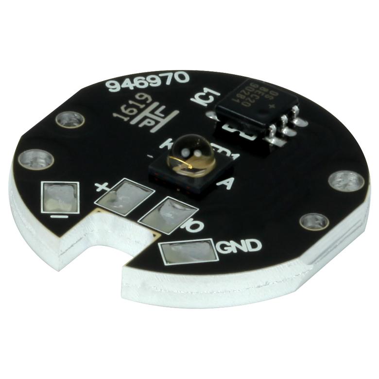 MFL268-10x 680 Ohm 1/%  0,33W 0207 Metallfilm Widerstand Lose 10 Stk
