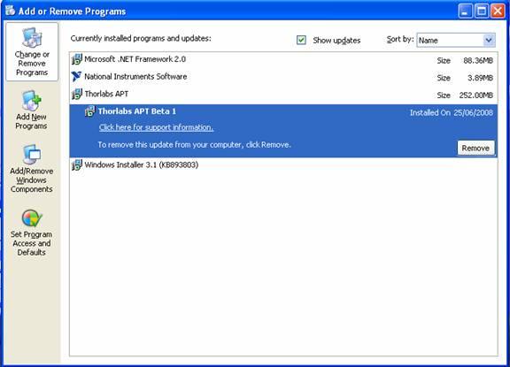 Updating Beta Installs
