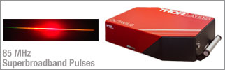 Femtosecond Lasers - Thorlabs