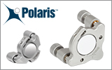 Low-Drift Polaris Mirror Mounts