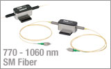 NIR Fiber Isolators (SM Fiber)